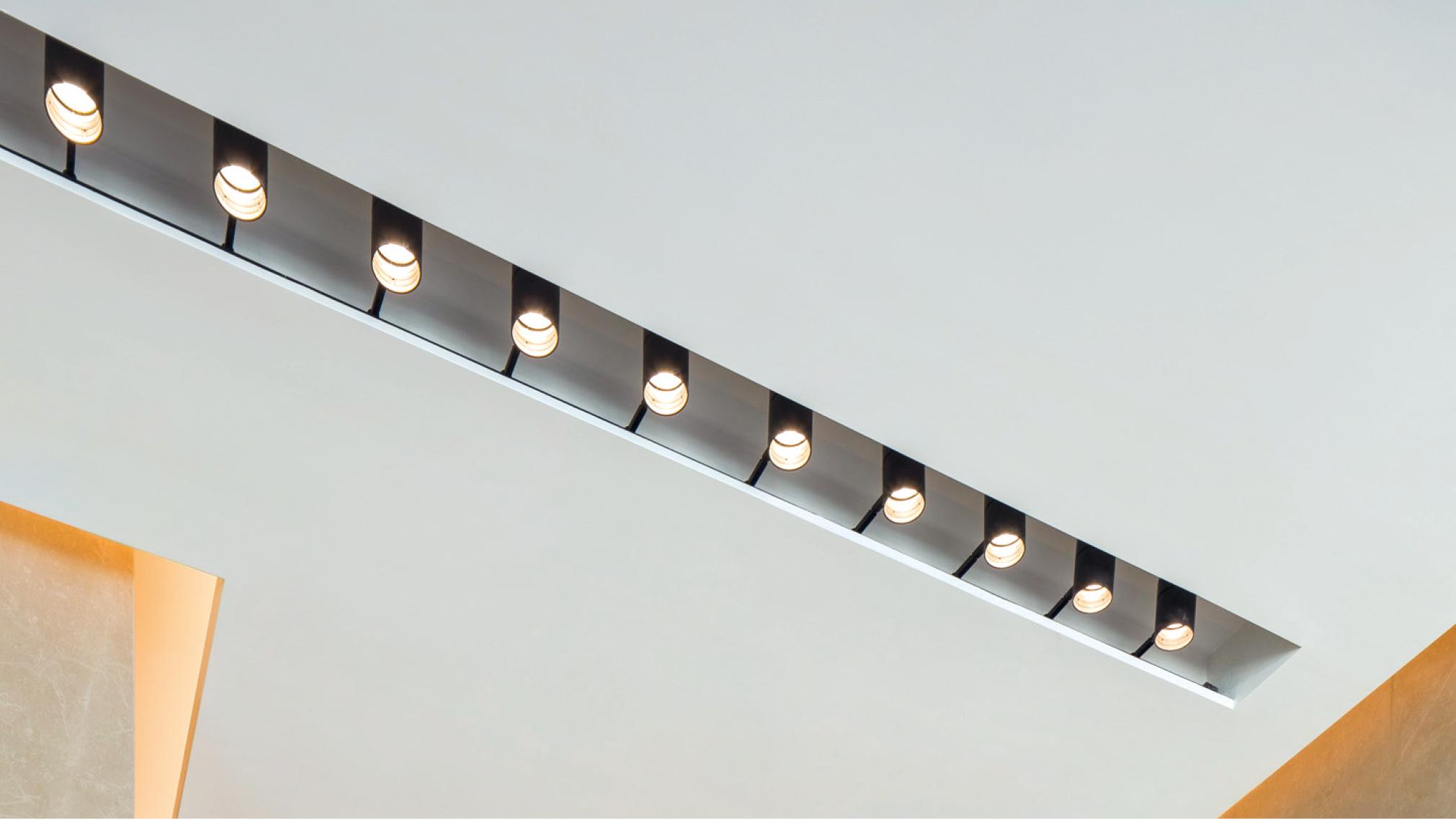 Lighting Coves Reggiani Illumione