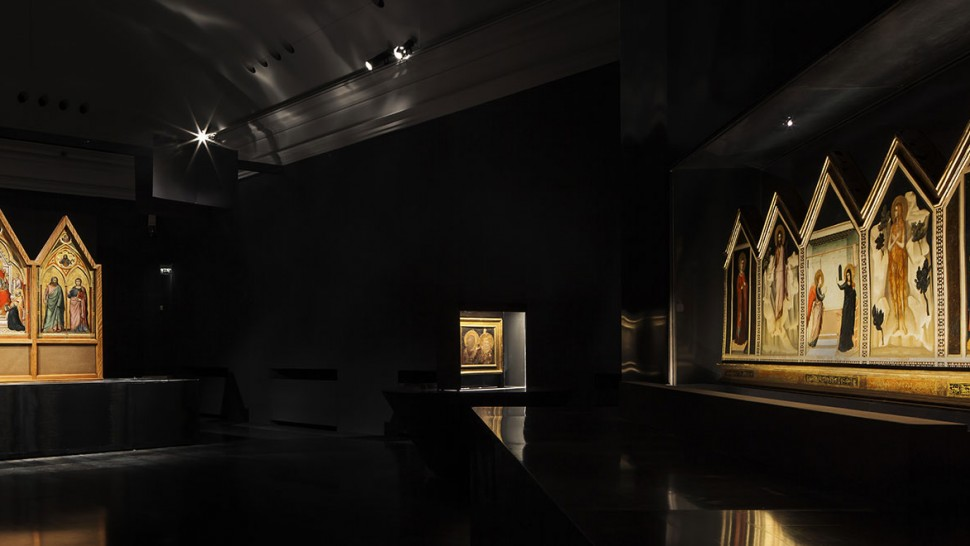 Lighting in art reggiani illuminazione