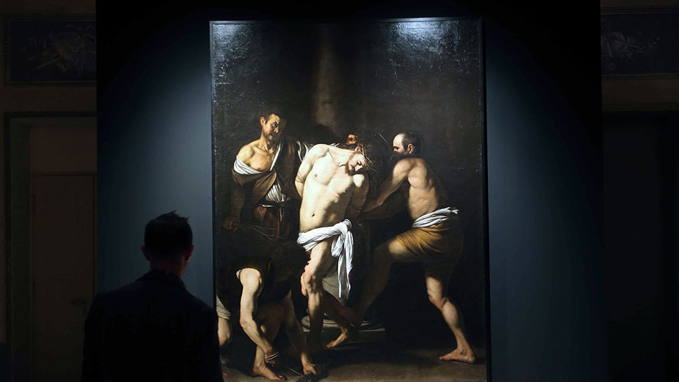 the taking of christ caravaggio Italian painter michelangelo merisi da caravaggio (1571-1610), usually  for  example, the taking of christ, one of his paintings that had been.